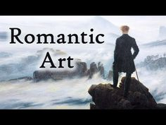 Romantic Art (AP Euro) - great short intro for AP Art history - example for making their own video for a final grade.  Pick one movement and record yourself presenting. - keep it on the lighter side but with correct facts
