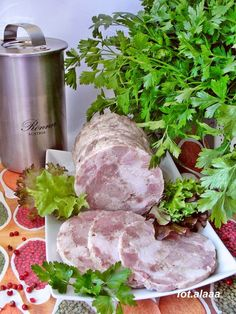 Kielbasa, Smoking Meat, Charcuterie, Diet Recipes, Sausage, The Cure, Food And Drink, Keto, Homemade