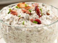 Žampionový salát - | Prostřeno.cz Pudding, Desserts, Food, Tailgate Desserts, Deserts, Custard Pudding, Essen, Puddings, Postres