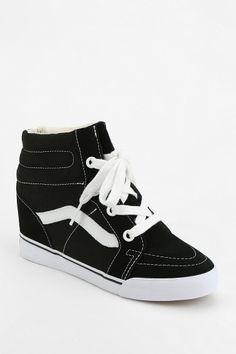 4fa385054f Vans SK8-Hi Hidden Wedge Women s High-Top Sneaker Wedge Sneakers