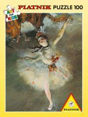 Der Star, Degas (100 parça puzzle) Piatnik 19,50 TL