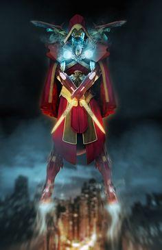 Iron MaSH! on Behance