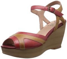 Miz Mooz Women's Yvonna Wedge Sandal ^^ Don't get left behind, see this great  product : Wedge sandals
