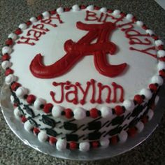 ummm can this be my next birthday cake but not for Alabama I