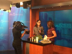 NBC Segment June 1 with Christina Shannon from Cancer Treatment Centers of America.
