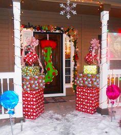 Christmas Decorating on Pinterest #2: 1ad7c38e894ab6167a2b6f a20