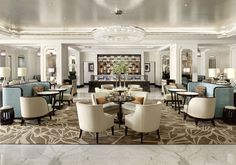 "The Langham, Hong Kong - dpa lighting consultants - ""Right Light, Right Place, Right Time"" ™"