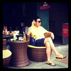 Chill out @ Khao San rd☀