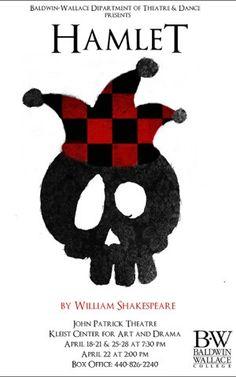 Baldwin Wallace University BW's Imaginative Retelling of Hamlet