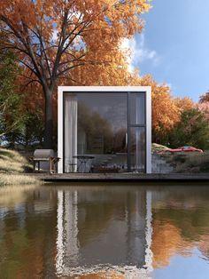 Lake House. By Paulo Quartilho.