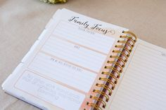LDS Mormon planner - can't wait to get this planner for 2016