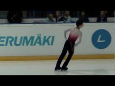 Finlandia Trophy 2012 Yuzuru HANYU before FP - YouTube
