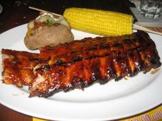 Worlds Best Barbecue Ribs. Keep in mind that the sides are important when your making and serving barbecue ribs.
