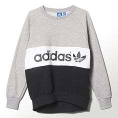 adidas City Tokyo Sweatshirt | adidas US from adidas. Shop more products from adidas on Wanelo.