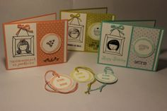 sweetie pie card set