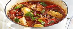 Smoky Chicken & Bean Stew | Olive Magazine