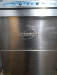 600,00€ · Lavavajillas Industrial. · Vendo en magnífico estado, un lavavajillas marca ELETTROBAR, con cestos de 45 x 45 cm. Uno para vasos y otro para platos. 6 meses garantia. TF. 619. 758. 567 · Hogar y jardín > Electrodomésticos > Gran electrodoméstico > Lavavajillas