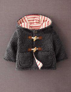 Fleece Duffle 71293 Outerwear at Boden