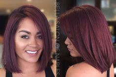 Color and Gloss by Bella Salon Of Naples assistant Jonathan