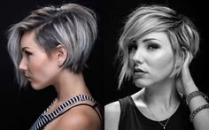 Chloe Brown Short Hairstyles - Gallery