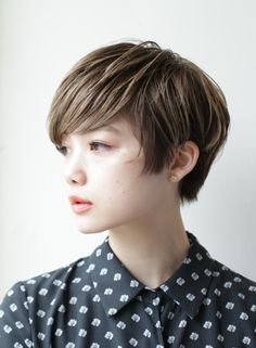 360 degree beauty form short (hair style short hair)