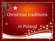 Christmas traditions in Poland Christmas Wallpaper Free, Christmas Background, Christmas Traditions, Beautiful Christmas, Poland, Families, Singing, Songs, Eat