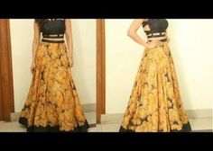 Anarkali long skirt DIY, Anarkali skirt drafting, cutting and stitching step by step tutorial. In this video, i will be showing you the step by step process of drafting, cutting and stitching an anarkali long skirt in a very easy way. BUY ONLINE FROM: Long Circle Skirt, Full Circle Skirts, Lehenga Skirt, Anarkali, Churidar, Lehenga Pattern, Umbrella Skirt, Stitching Dresses, Skirt Tutorial