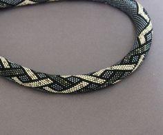 Wikinger. Perle häkeln Seil Muster PDF DIY Perlen Kette