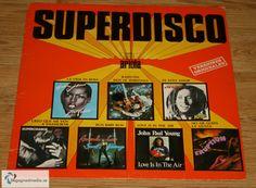 #Superdisco#Vinyl