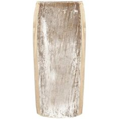 Crushed velvet skirt ($845) ❤ liked on Polyvore featuring skirts, bottoms, glitter skirt, crushed velvet skirt, dries van noten skirt, pink skirt and dries van noten