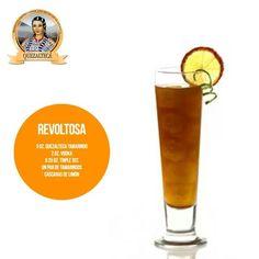 Un buen trago preparado con Quetzalteca