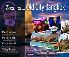 Some of the best spots in #Old #City #Bangkok (#Rattanakosin) here : http://lc.cx/Zgmj  by @myPocket_guide