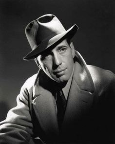 Bogart by Hurrell. It doesn't get much more iconic than this!