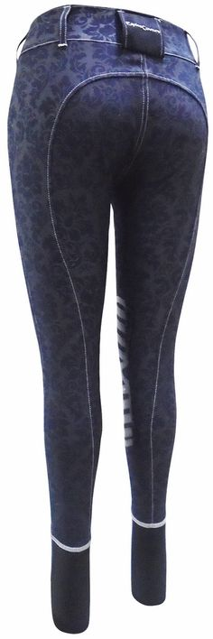 Equine Couture Ladies Damask Breeches, $89.95 at Breeches.com.