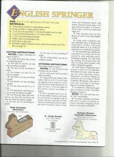 Planter Pets (English Springer) 8/20