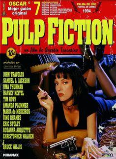 Pulp Fiction (1994) - Ver Películas Online Gratis - Ver Pulp Fiction Online Gratis #PulpFiction - http://mwfo.pro/181360