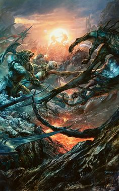 Mirrodin Besieged Art Gallery : Daily MTG : Magic:...