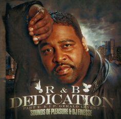 GERALD LEVERT R&B DEDICATION Mix Collection Mixtape CD Compilation #ClassicRBContemporaryRBNeoSoul
