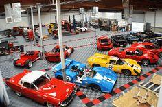 Car Guy Garage: Vote on the Top 100 Car Guy Garage Photos Garage Interior, Custom Garages, Man Cave Garage, Dream Garage, Garage Storage, Guys, Man Caves, Ali, House Plans