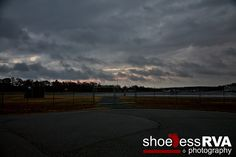 Soggy Day in the RVA - New Kent County Airport