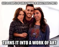 Ridiculously Photogenic Guy! Such a cutie and exploding all over the interwebs!