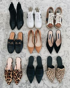 That fall rotation 🍂. Passion For Fashion, Love Fashion, Fashion Shoes, Fashion Outfits, Womens Fashion, Pastel Outfit, Dream Shoes, Crazy Shoes, How To Have Style