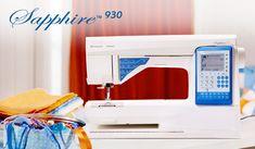 A Girl can dream right!?! - SAPPHIRE™ 930 - HUSQVARNA VIKING®.