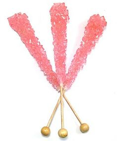 Light Pink Rock Candy (Unwrapped) #nutsdotcom  #wedding
