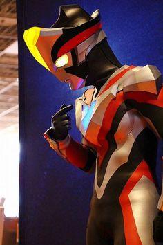 Who am I?  Ultraman Victory!