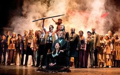Les Miserables - The best musical ever!!!!