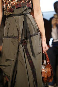 Bottega Veneta Spring 2016 Ready-to-Wear Fashion Show - Mica Arganaraz
