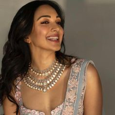 Kiara Advani and her perfect jewelry game