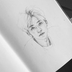 Welcome to your Hell. Kpop Drawings, Pencil Drawings, Human Face Sketch, Nct Dream Renjun, K Pop, Nct Dream Jaemin, Wow Art, Amazing Drawings, Kpop Fanart
