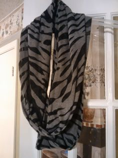 on sale f3f73 5794d Infinity scarfs  LOVE especially wild patterns Infinity Scarfs, Go  Shopping, Diy Clothing,